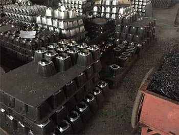 Machined Parts in China Machine Shop