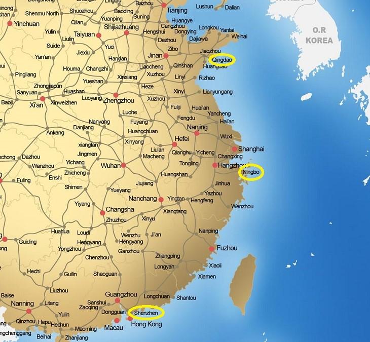 GTS_China_Map_Locations