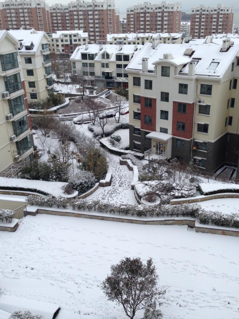 Qingdao_Snow