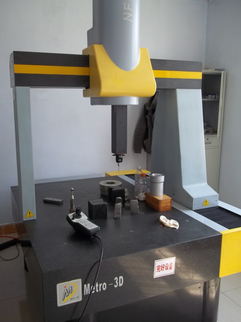 Inspection Quality Control in China