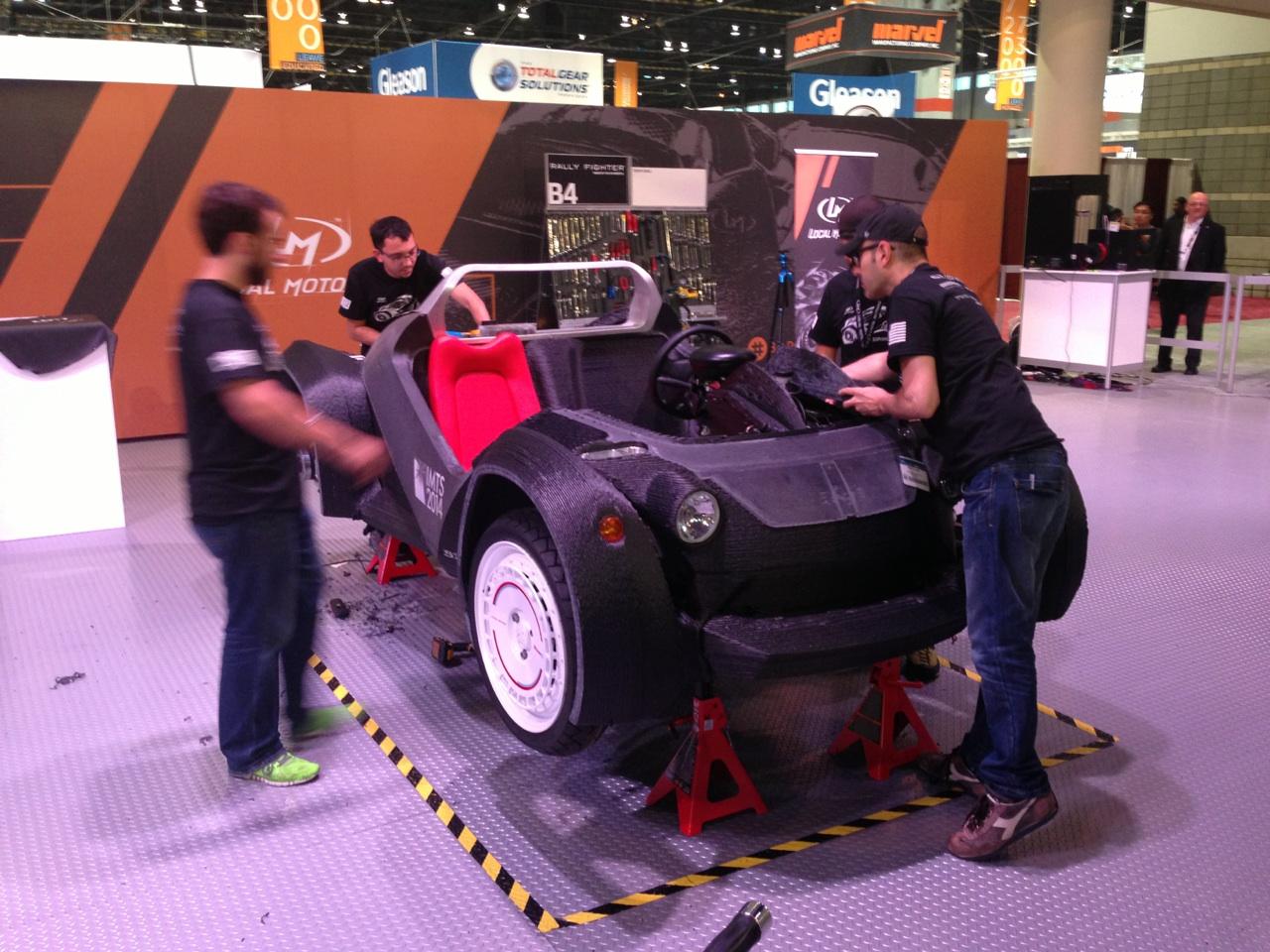 3D Car2