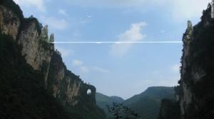 Zhangjiajie Grand Canyon Bridge