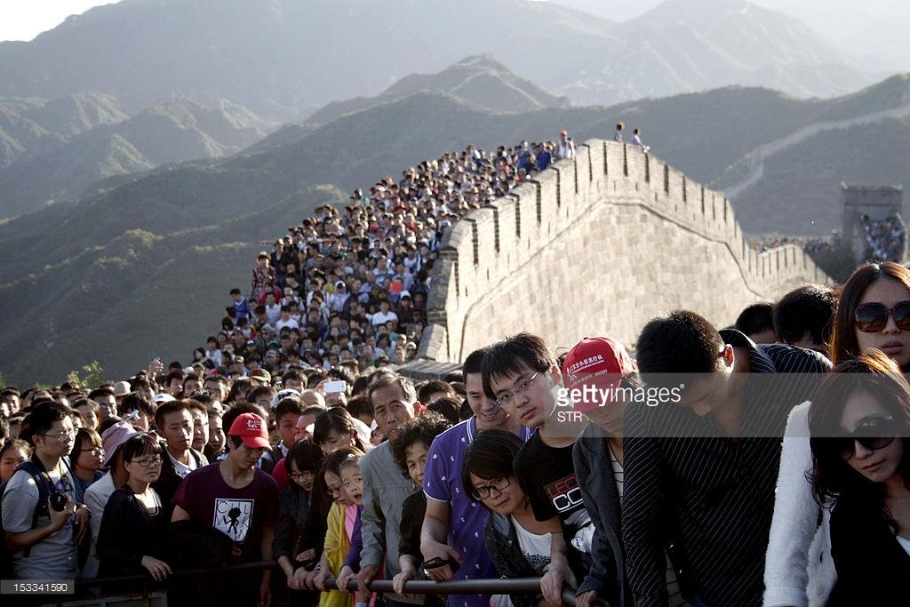 Golden Week Great Wall