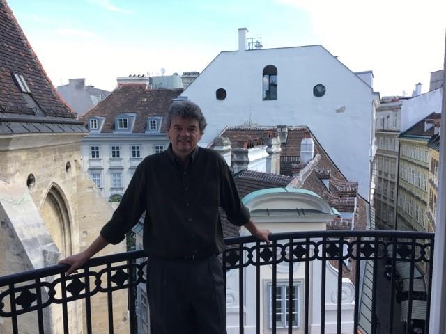 Balcony Vienna